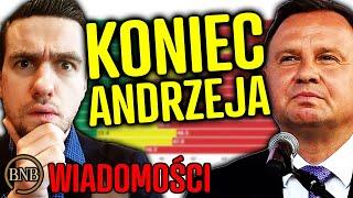 Polacy SKOŃCZYLI z Dudą! Polska STRACIŁA PREZYDENTA