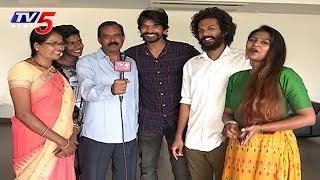 C/O Kancharapalem Team Sharing Movie Success   TV5 News