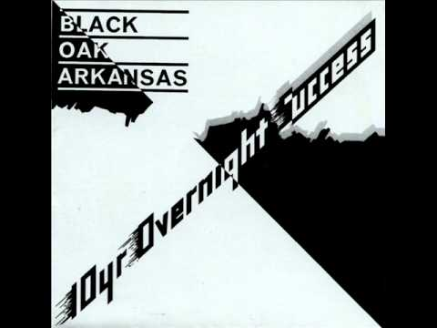 Black Oak Arkansas - Back It Up.wmv