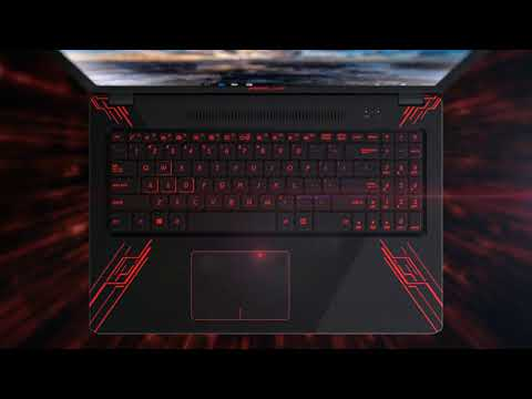 ASUS FX570 Product video