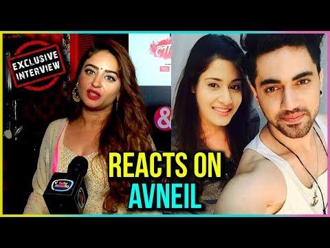 Mahi Vij React On Aditi Rathore and Zain Imam FANS