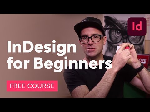 InDesign for Beginners | FREE COURSE
