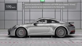 Video 7 of Product Porsche 911 Carrera, Carrera 4, Carrera S, Carrera 4S, Turbo S, Coupe & Cabriolet (992, 8th gen)