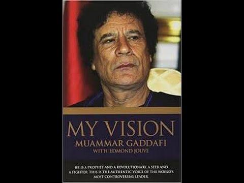 Why did they kill Gaddafi?