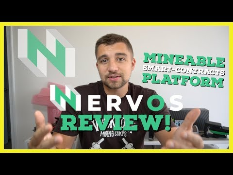 Nervos CKB Review - A Proof Of Work GPU Mineable Smart-Contract Cryptocurrency