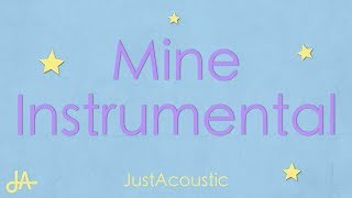 Mine   Bazzi (Acoustic Instrumental)