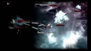 Dark Orbit Muehli on enemy territory