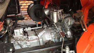 Тосол убивает двигатель!Подготовка воздушной системы Камаз к зиме!!!