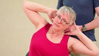 Breast Cancer Surgery – Arm and Shoulder Exercises – Week 2