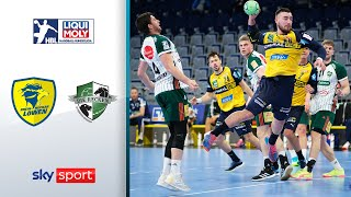 Rhein-Neckar Löwen - TSV Hannover-Burgdorf | Highlights - LIQUI MOLY Handball-Bundesliga