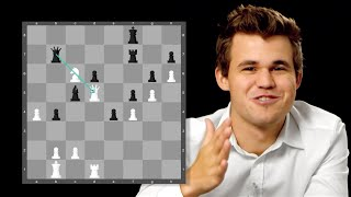 Magnus Carlsen's Play Magnus Chess Training - Looking in the Right Place