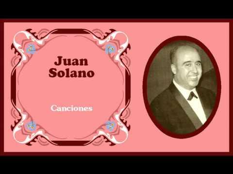 Juan Solano - «Coplillas de las divisas» de