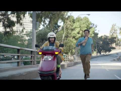 GrubHub Commercial (2015) (Television Commercial)