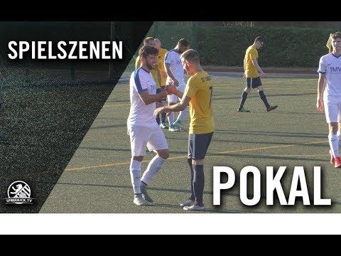 Staaken vs Siemensstadt Viertelfinale