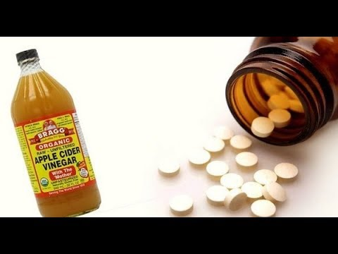 Beneficios y contraindicaciones del vinagre de sidra de manzana