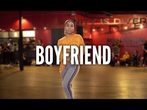 ARIANA GRANDE x SOCIAL HOUSE - Boyfriend | Kyle Hanagami Choreography
