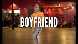 ARIANA GRANDE X SOCIAL HOUSE   Boyfriend | Kyle Hanagami Choreography