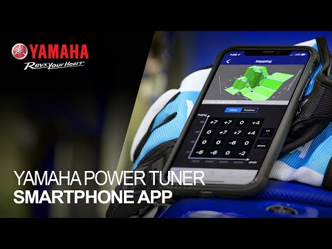 2021 Yamaha YZ450F in Marietta, Ohio - Video 1