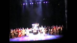 Raúl Esparza -Chitty Chitty Bang Bang End