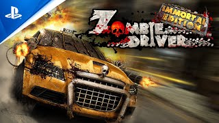 Zombie Driver Immortal Edition - Launch Trailer | PS4