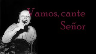 Édith Piaf - Milord - Subtitulado al Español