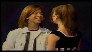 Sandy & Junior - Turnê Dig Dig Joy (1997 - Araguariuna, SP)