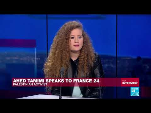 EXCLUSIVE - Interview with Ahed Tamimi: