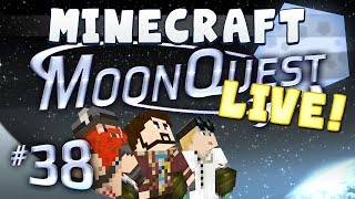 Minecraft - MoonQuest 38 - Meteor Shower