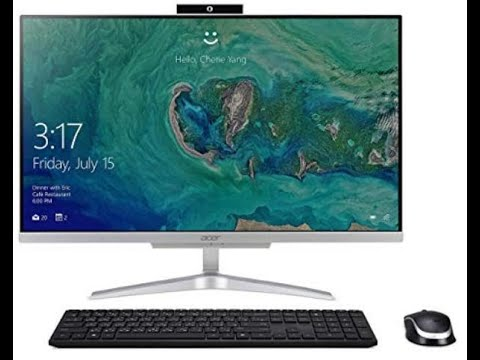 Acer Aspire AIO All-In-One Desktop - Review / Quick Overview