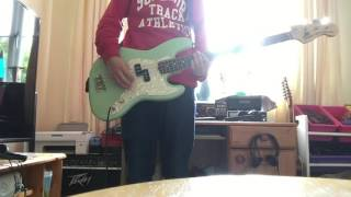 Blink 182- Violence Bass Cover (bass Only)