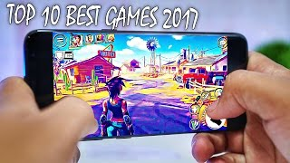 TOP 10 || The Best New Free Games For Android/iOS In 2017 || Gamerzed Tv