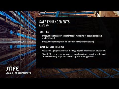 SAFE v20.0.0 Enhancements - Part I