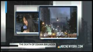 Dening Wu Lohez, WNBC-TV, 3 May 2011