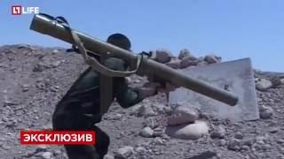 Бой ИГИЛ против армии Сирии близ Дейр-эз-Зора