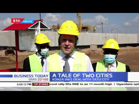 A Tale Of Two Cities: Konza inks deal with Tatu city as investors eye development project