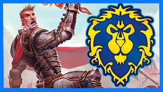How Powerful is the Alliance? - World of Warcraft Lore - dooclip.me