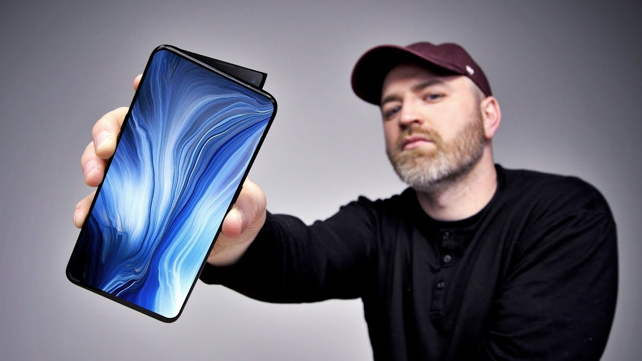 A Very Futuristic Smartphone... thumbnail
