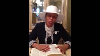 Témoignage puissant du pasteur Béatrice Maluma (Pt. 2)