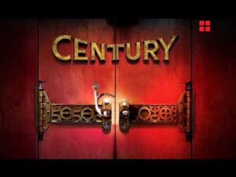 BOOKTRAILER: Century - O Anel de Fogo