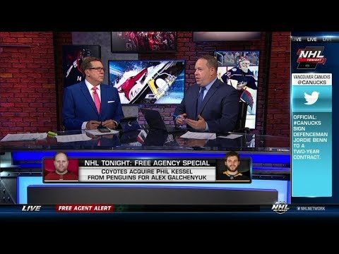 NHL Tonight: Galchenyuk in Pittsburgh: Where will Galchenyuk play for the Penguins Jul 1, 2019