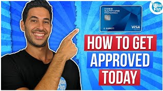 Chase Sapphire Preferred: How To Get Approved | Do This...