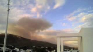 preview picture of video 'Incendio de Níjar'