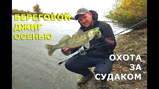 Рыбалка на днепре осенью с берега