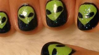 Nail Art en uñas cortas
