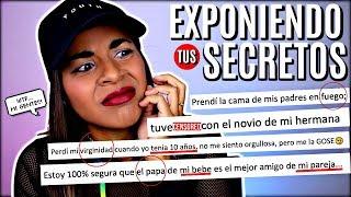 EXPONIENDO SUS SECRETOS 1 (NO CREERÁS LO TURBIOS QUE SON)