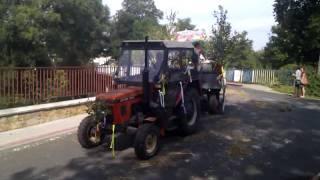 preview picture of video 'Dożynki Gminne UJAZD 2011  cz.2 www.niezdrowice.com.pl'