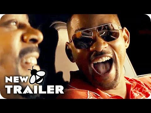 BAD BOYS 3 - BAD BOYS FOR LIFE Trailer (2020) Will Smith, Martin Lawrence Movie