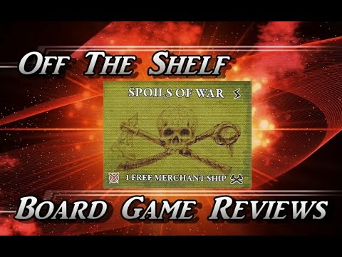 Off The Shelf Board Game Reviews - Empires: Age of Discovery Part 4 - The Review