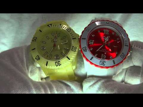 Ice White? Ice Glow? watch review