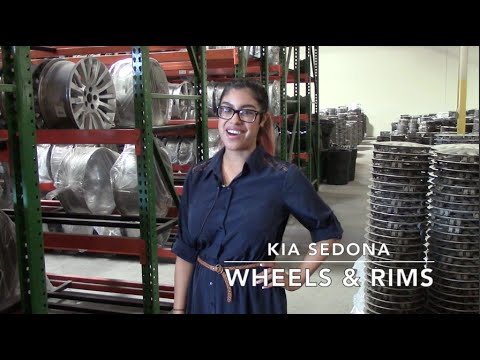 Factory Original Kia Sedona Wheels & Kia Sedona Rims – OriginalWheels.com
